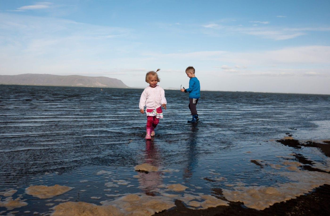 Foreldrsamningar við skilnað – viðtal 2009